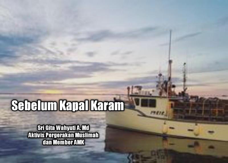 Sebelum Kapal Karam