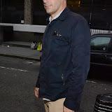 WWW.ENTSIMAGES.COM -       Jon Hamm leaving The Soho Hotel London August 8th 2013                                                    Photo Mobis Photos/OIC 0203 174 1069