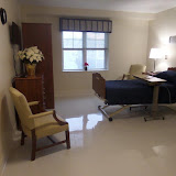 Private room at Holden Rehab