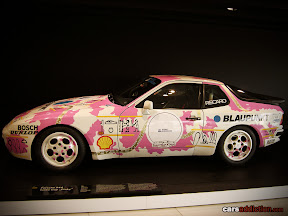 Porsche 944 Turbo cup - Pinky