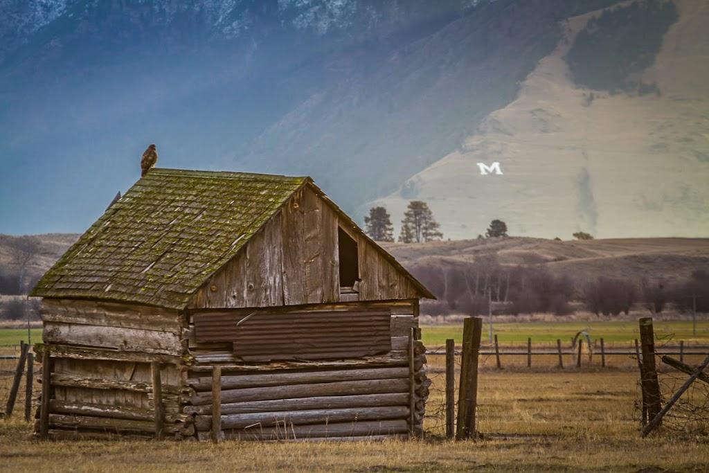Waitin' on the Mornin' Sun Missoula, Montana ©Mark Mesenko www.mesenko.com