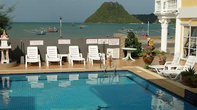Photo: Beachfront Swimming Pool