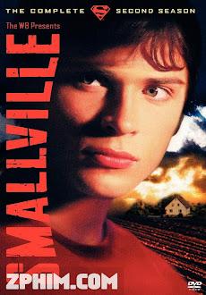 Thị Trấn Smallville 2 - Smallville Season 2 (2002) Poster