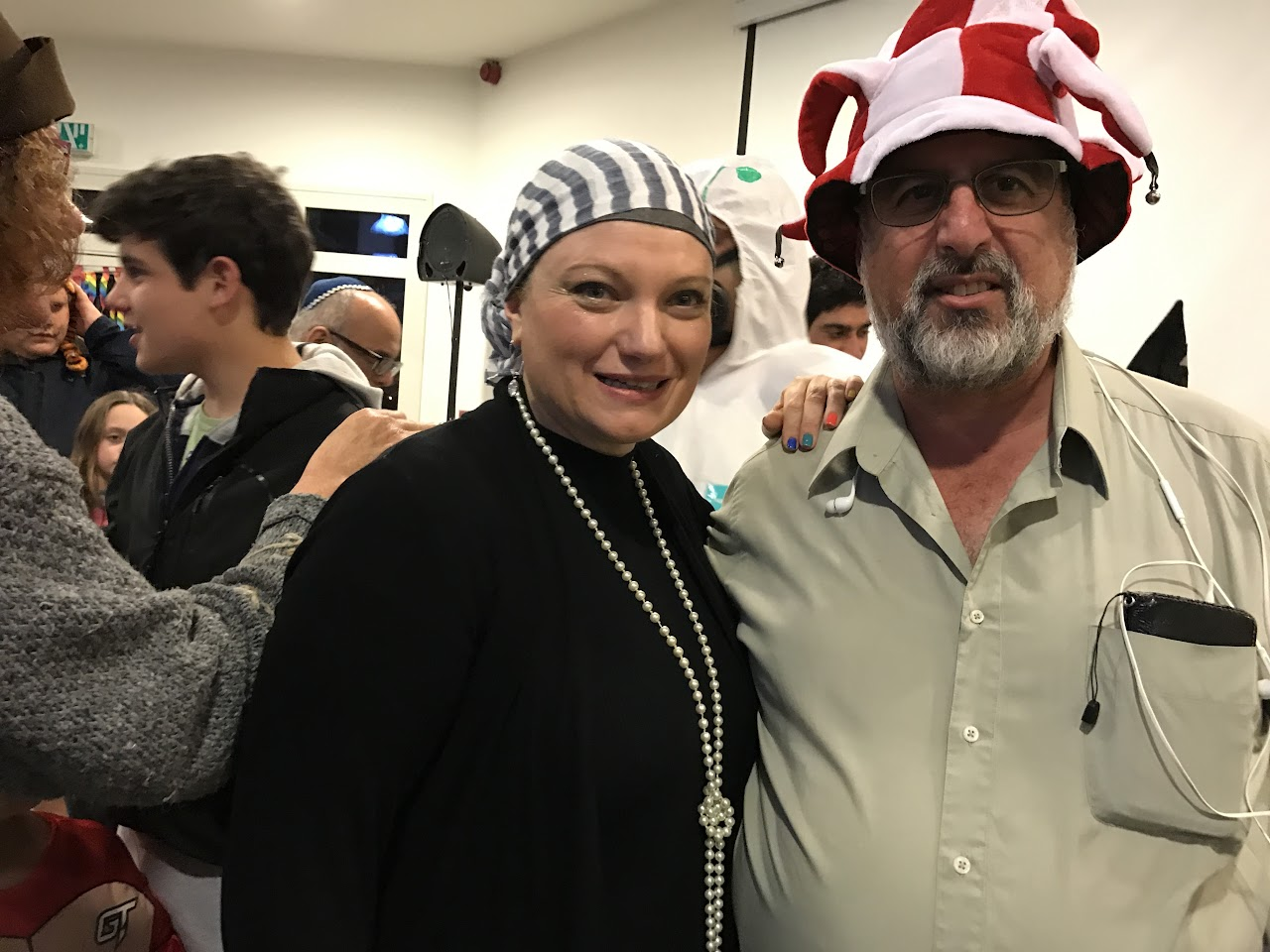 Purim at the Minyan 2017  - IMG_0139.JPG