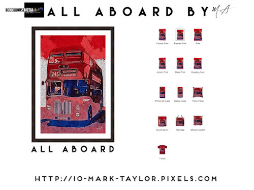 All Aboard by Mark Taylor