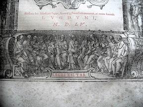 Detalle de la portada del segundo libro.