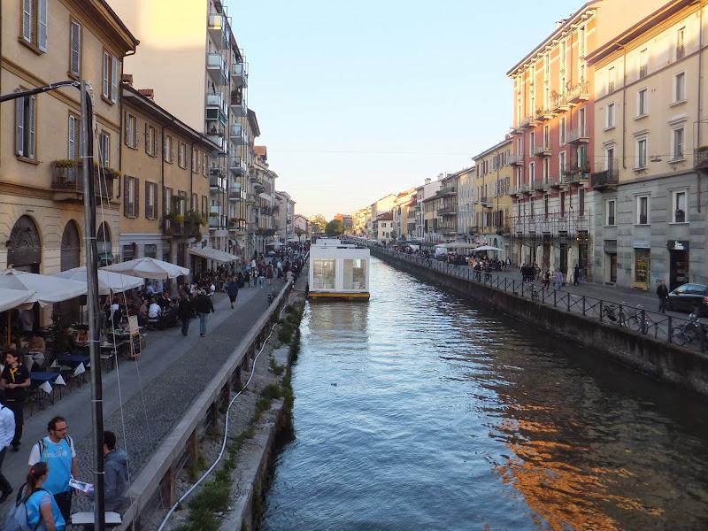 Milán, Milano, Italia, Navigli, Elisa N, Blog de Viajes
