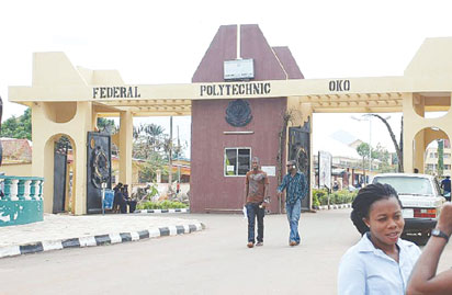 Federal Poly Oko Matriculation Ceremony Date For 2017/2018 Announced
