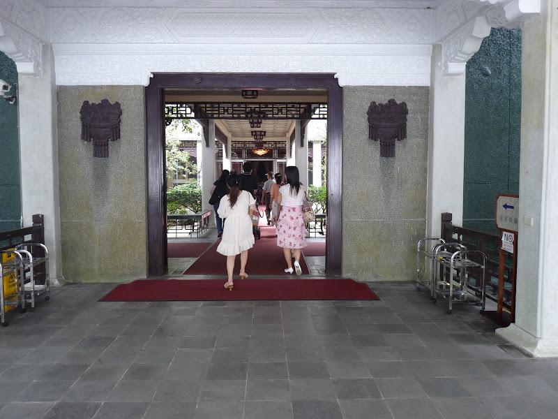 TAIWAN.Taipei Yangminshan, une des résidences de CKS - P1110864.JPG