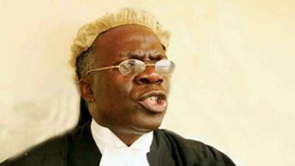 """Set aside Sowore's detention order"" - Lawyer, Femi Falana Begs Court"