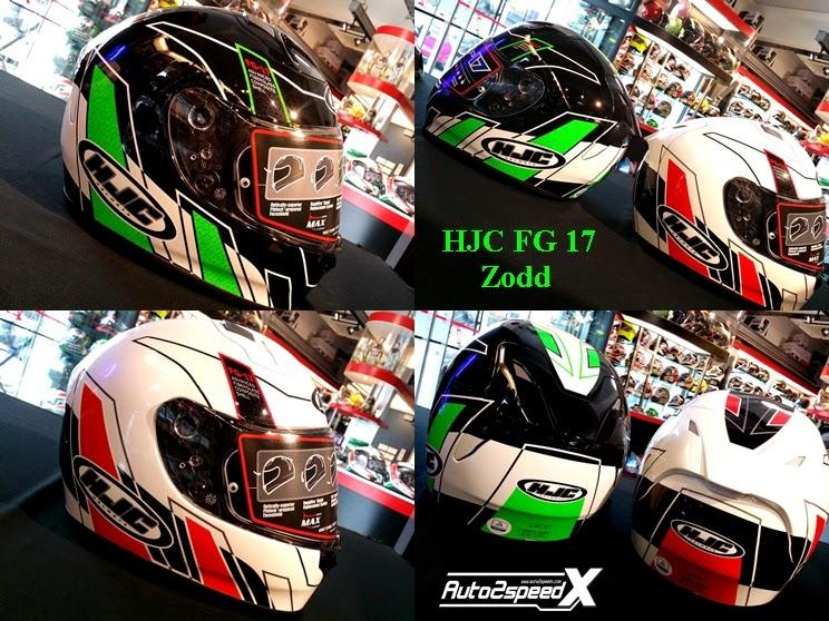 หมวกกันน็อค,HJC,Helmet,FG17,Zodd