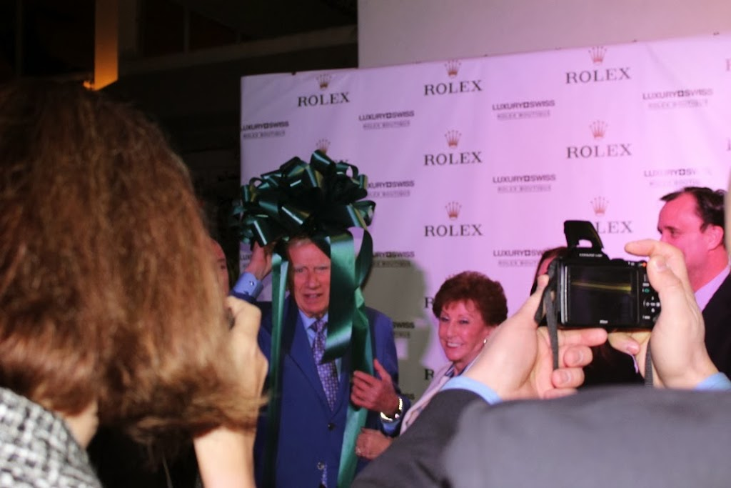 Rolex Miami Boutique Luxury Swiss LLC Ribbon Cutting 1