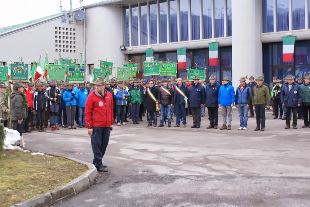 Campionato Nazionale ANA sci di fondo Piani di Bobbio - Campionati%2BNazionali%2BANA%2BBarzio%2Bapertura%2B11.JPG