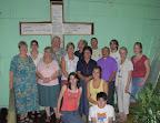 2007 Group at Iglesia Luterana La Resurrección