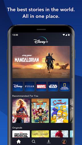 Disney Plus screenshot 1