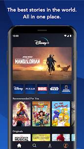 Disney Plus MOD APK 1.2.1 ( Free Premium Subscription ) 1