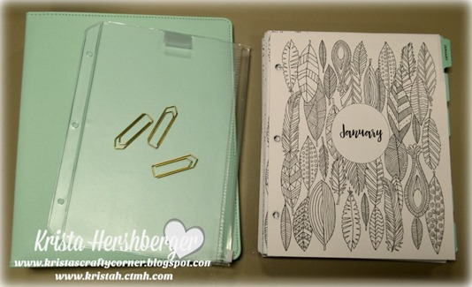 2017 SEa Glass planner contents DSC_3109