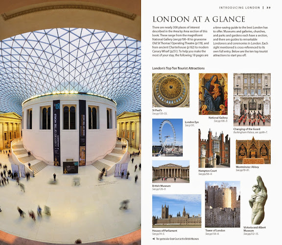 London at a Glance. DK Eyewitness Travel: London 2014