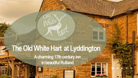 The Old White at Lyddington