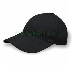 Бейсболка чорна для Поліції