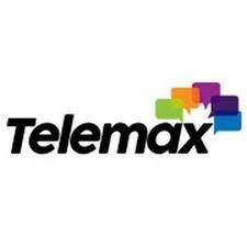 Logo Telemax Hermosillo