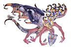 Birds Dragon