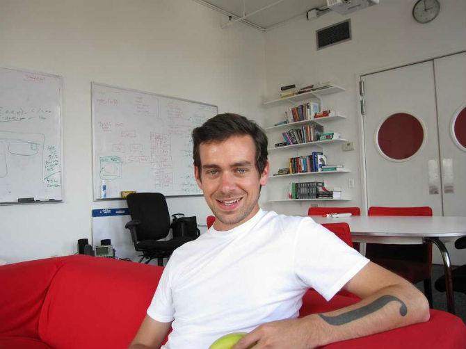 Cuộc đời huy hoàng của Jack Dorsey, sáng lập kiêm CEO Twitter
