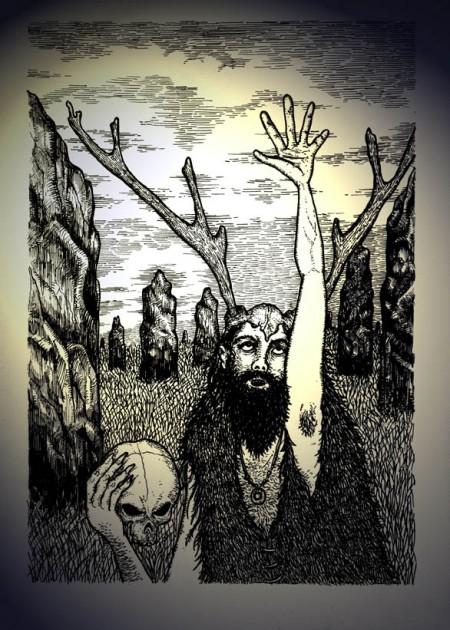 Proto Druids, Celtic And Druids