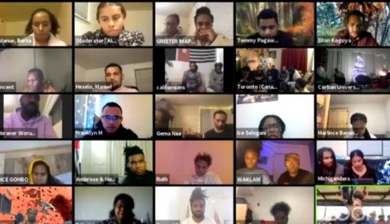 Ikatan Mahasiswa Papua (IMAPA) USA-Canada mengadakan acara Meet and Greet