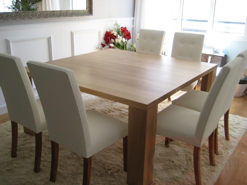 Las mejores mesas de comedor a medida en madrid - Las mejores mesas de comedor ...