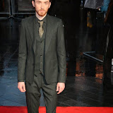 WWW.ENTSIMAGES.COM -   Matthew Beard  arriving at    58th BFI LFF - The Imitation Game - opening film at Odeon Leicester Square, London October 8th 2014A biopic of Alan Turing, which opens this year's BFI London Film Festival.                                                    Photo Mobis Photos/OIC 0203 174 1069
