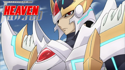 CardFight! Vanguard Joker Hen - Ep 17