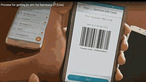 Trick to Generate Unlimited Jio Barcodes Using PC
