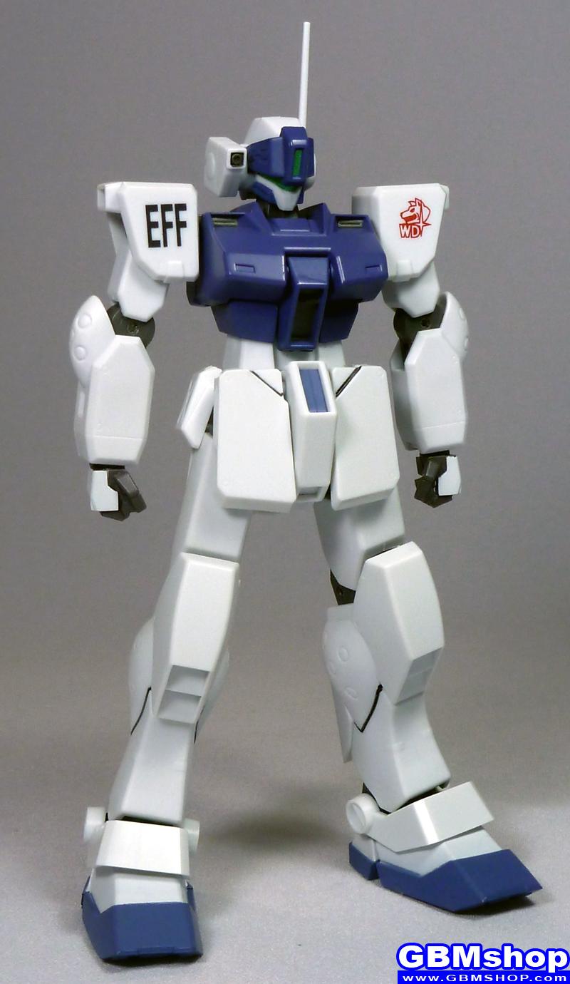Bandai Robot Damashii GM Sniper II White Dingo