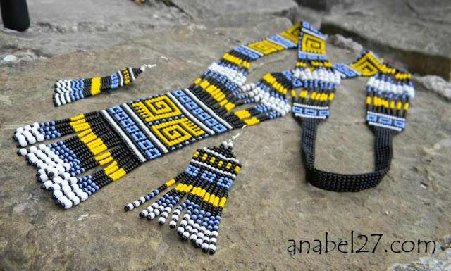 Купить заказать украшения из бисера в украине