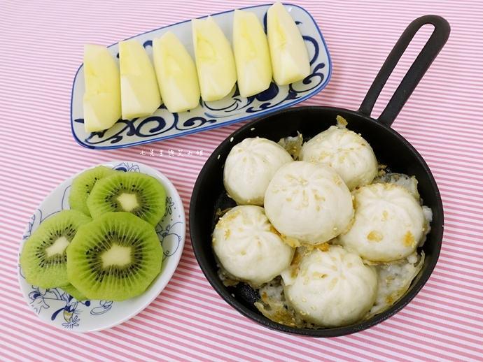 4 超商美食 獨饗生煎包