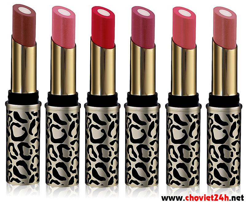 Son Altesse Sophie Leopard Series Lipstick - SASLL1-6