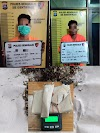 Seorang Warga Tanjung Pisang Terlibat Peredaran Narkotika Jenis Daun Ganja Kering