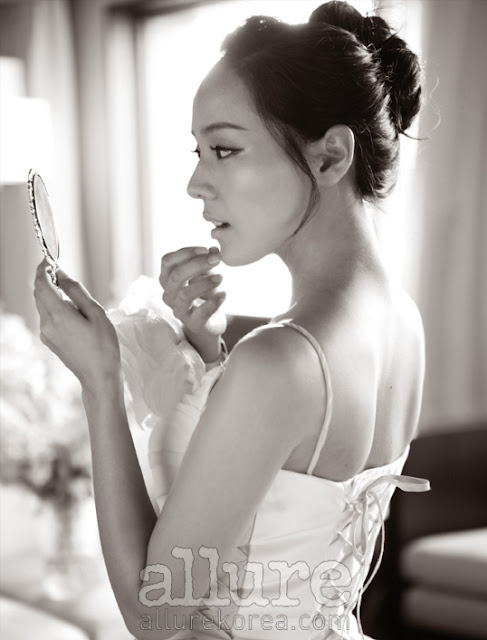 Allure Magazine Korea - Actress Kim Eugene | Style/Influence