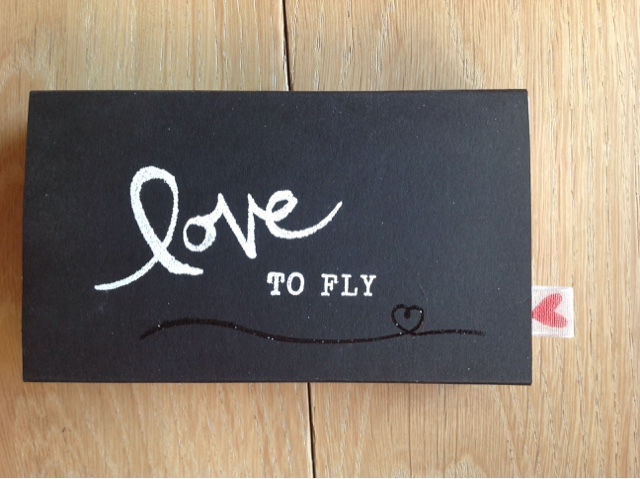 Stampin up Love to go
