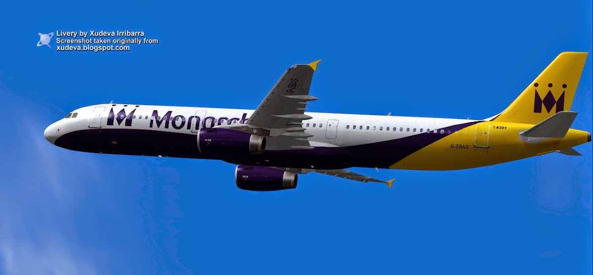 Monarch airlines A321 - Project Airbus – Talk