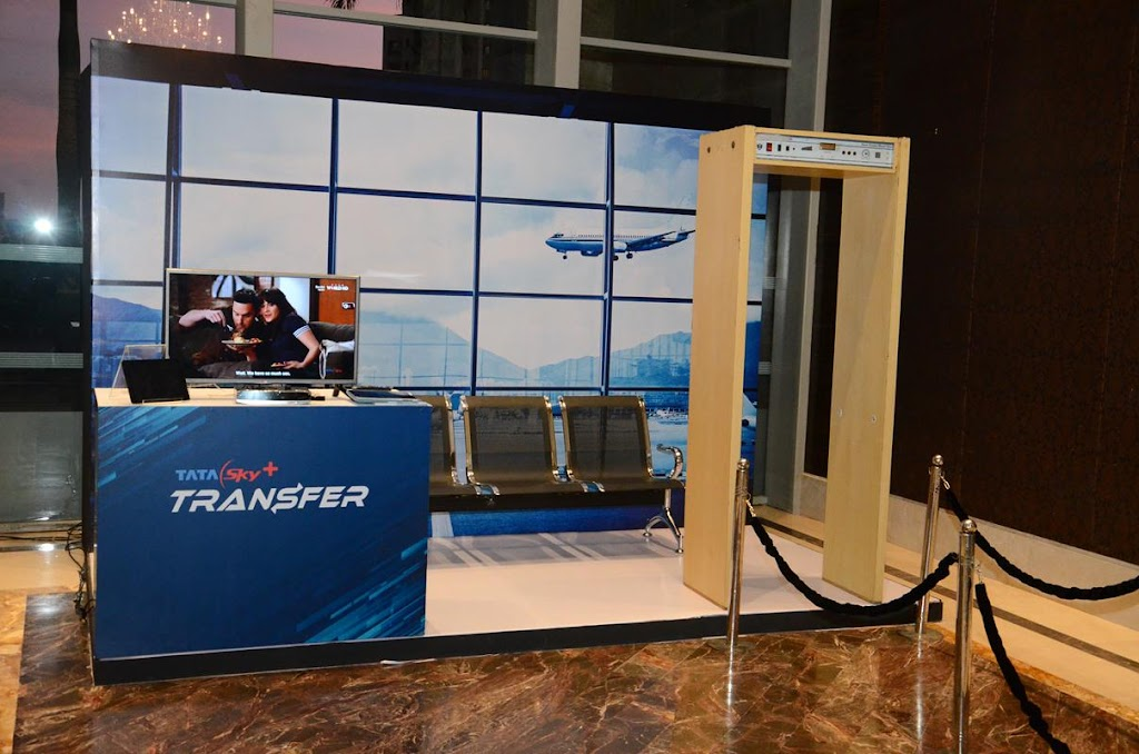 Tata Sky Transfer Product Launch Event - Hotel Paladium 7