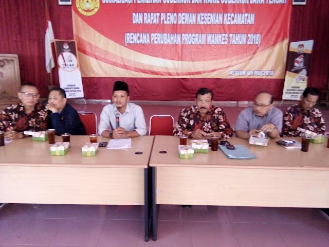 Dewan Kesenian Gelar Sosialisasi Pilgub dan Rapat Pleno