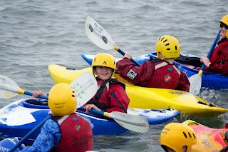 Ceadaoin Cubs Kayak May 2014