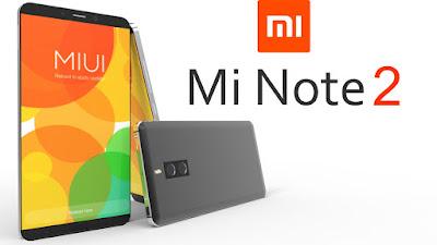 مواصفات و صور  تابلات شاومي Xiaomi mi Note 2