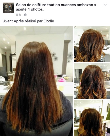 Ambazac aujourlejour nouveau salon de coiffure sur facebook - Salon de coiffure villiers sur marne ...