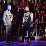 OIC - ENTSIMAGES.COM - Michael Praed and Daniel Bedingfield at the  Jeff Wayne's Musical Version of The War of The Worlds in London 12th February 2016 Press view Photo Mobis Photos/OIC 0203 174 1069