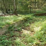fundamenten kassen landgoed Het Hassink