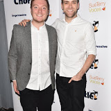 OIC - ENTSIMAGES.COM - Jamie Morton and James Cooper at the  Chortle Comedy Awards in London 22nd March 2016 Photo Mobis Photos/OIC 0203 174 1069