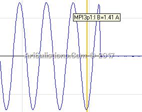 Saat relay TRIP, maka pengukuran arus gangguan adalah 0 (NOL) sehingga dibutuhkan signal yg menunjukkan rekaman besarnya arus gangguan terakhir
